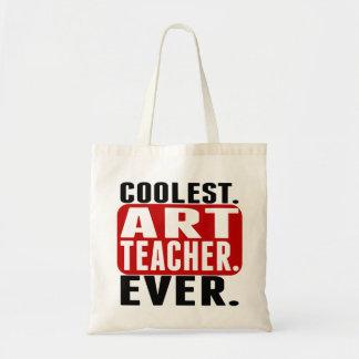 El más fresco. Profesor de arte. Nunca