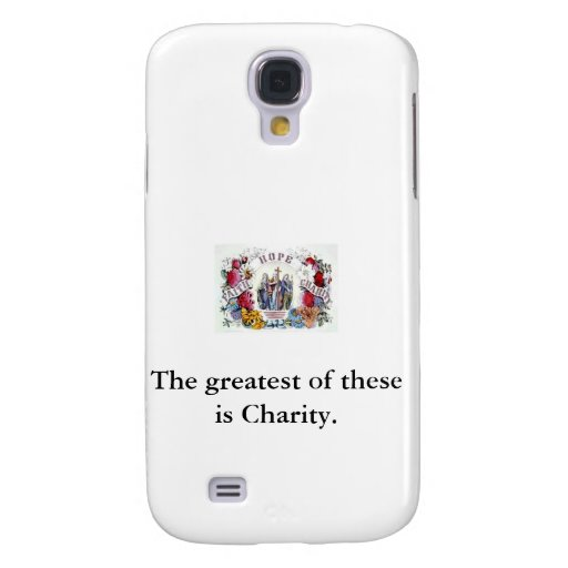 El más grande de éstos es caridad