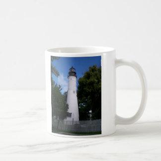 el más lighthouse_keywest, el más lighthouse_keywe taza