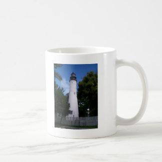 el más lighthouse_keywest tazas de café