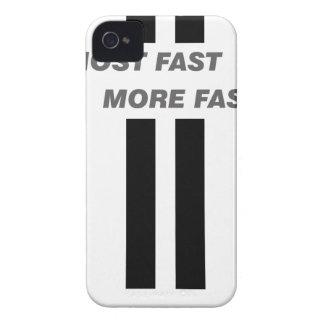 el más rápido más rápido iPhone 4 cárcasa