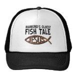 El más viejo cuento de los pescados de la humanida gorras