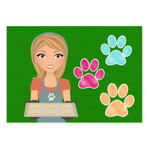 El mascota cuidado en exceso - SRF Tarjetas Personales
