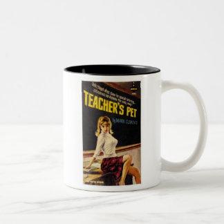El mascota del profesor - taza de café