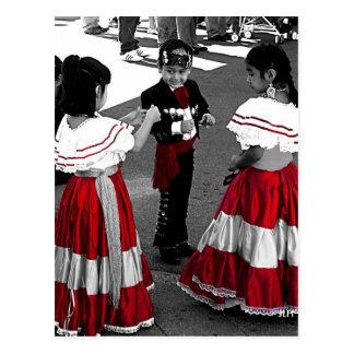 El Matador y Dos Flores, JLH Postcard