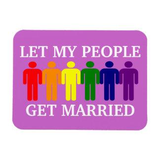 El matrimonio homosexual de la ayuda dejó a mi gen imán