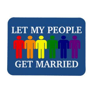 El matrimonio homosexual de la ayuda dejó a mi imán foto rectangular