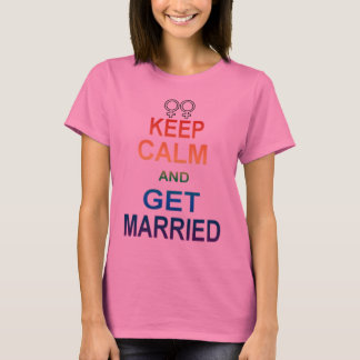 El matrimonio homosexual guarda calma y consigue playera