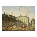 El Mauritshuis del Langevijverburg Postales