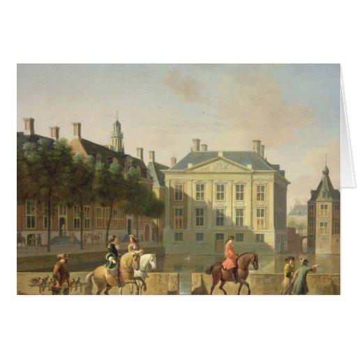 El Mauritshuis del Langevijverburg Tarjeton