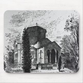 El mausoleo real, Frogmore Alfombrilla De Ratones