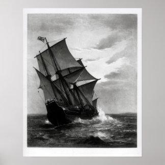 El Mayflower Posters
