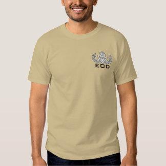 El mayor del EOD ES o TF Poleras