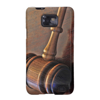 El mazo del juez de madera samsung galaxy s2 carcasa