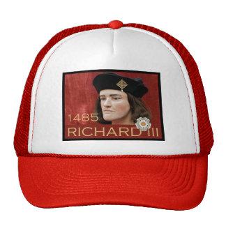 El McCoy real Richard III Gorros