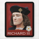 El McCoy real Richard III Tapetes De Ratones