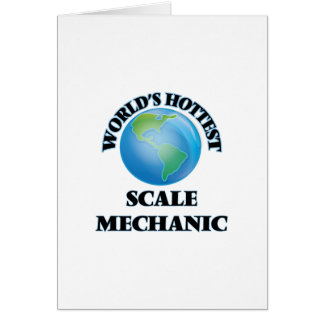 El mecánico más caliente de la escala del mundo felicitaciones