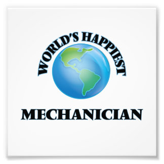 El mecánico más feliz del mundo cojinete
