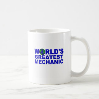 El mecánico más grande del mundo taza