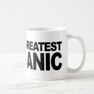 El mecánico más grande del mundo taza clásica