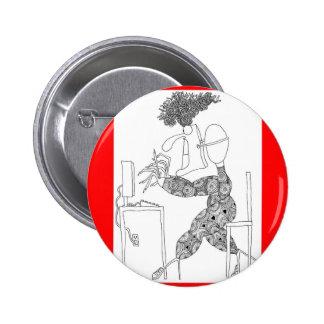 el mecanografiar pin
