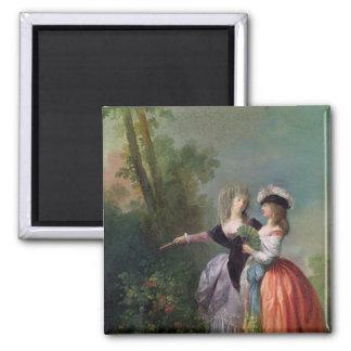 El mediador, 1780 iman de frigorífico