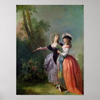 El mediador, 1780 posters