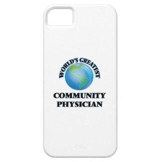 El médico más grande de la comunidad del mundo iPhone 5 Case-Mate cárcasa