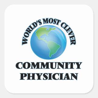 El médico más listo de la comunidad del mundo