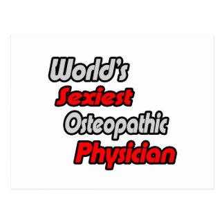 El médico osteopático más atractivo del mundo postales