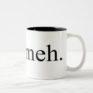 el meh $17,95 dos entonó la taza de café