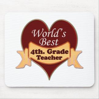 El mejor 4to del mundo. Profesor del grado Tapete De Ratones