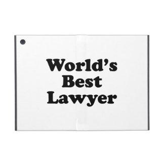 El mejor abogado del mundo iPad mini carcasas