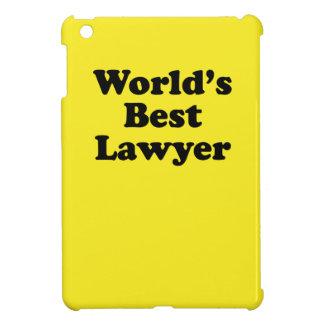 El mejor abogado del mundo iPad mini fundas