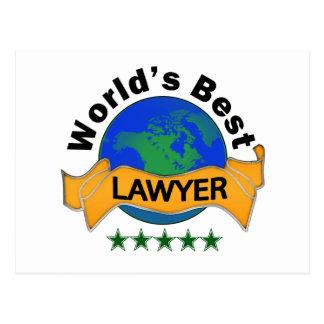 El mejor abogado del mundo postal