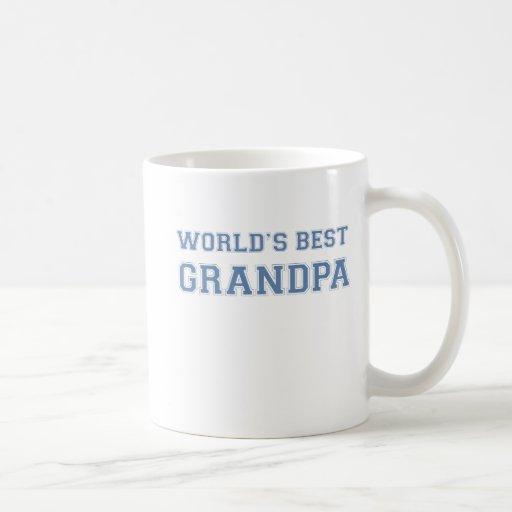 El mejor abuelo de los mundos taza