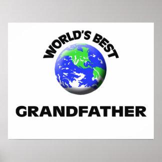 El mejor abuelo del mundo posters
