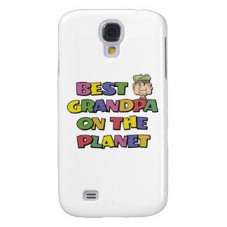 El mejor abuelo en el planeta funda para galaxy s4