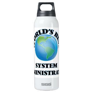 El mejor administrador del sistema del mundo