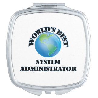 El mejor administrador del sistema del mundo espejo para el bolso