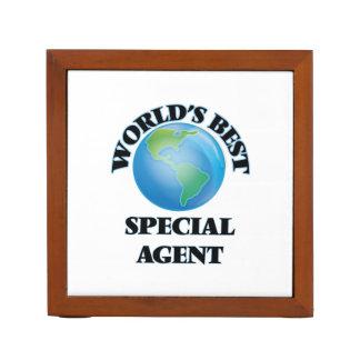 El mejor agente especial del mundo portalápices