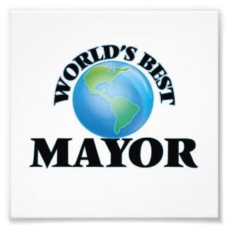 El mejor alcalde del mundo fotografía