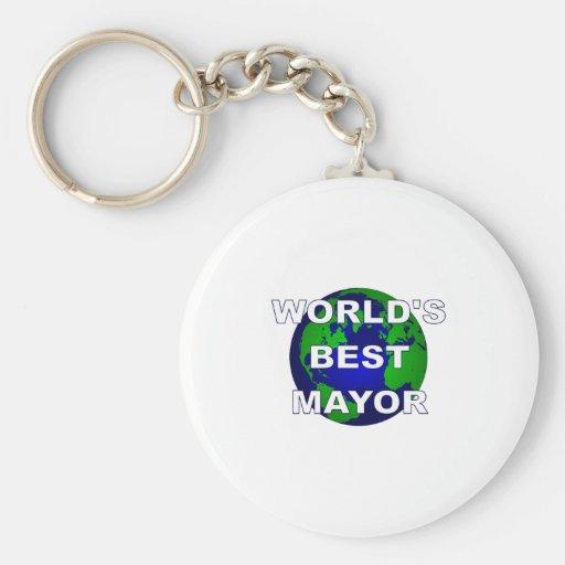El mejor alcalde del mundo llavero
