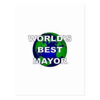 El mejor alcalde del mundo postales