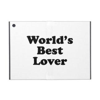 El mejor amante del mundo iPad mini coberturas