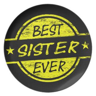 El mejor amarillo de la hermana nunca