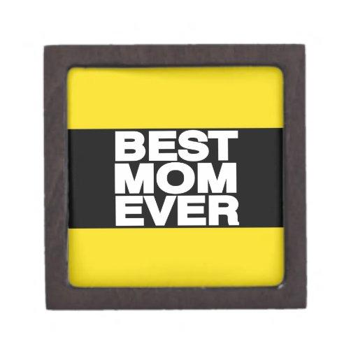 El mejor amarillo de LG de la mamá nunca Caja De Regalo De Calidad