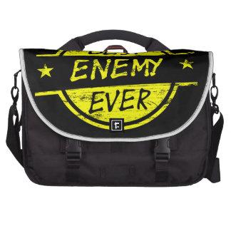 El mejor amarillo del enemigo nunca bolsas de portátil