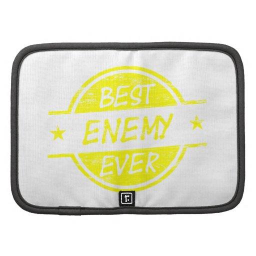 El mejor amarillo del enemigo nunca planificadores