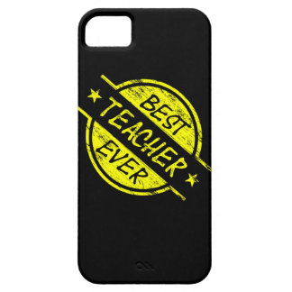El mejor amarillo del profesor nunca iPhone 5 Case-Mate coberturas